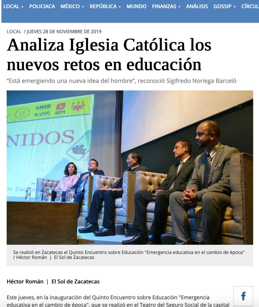 Maurilio Educación