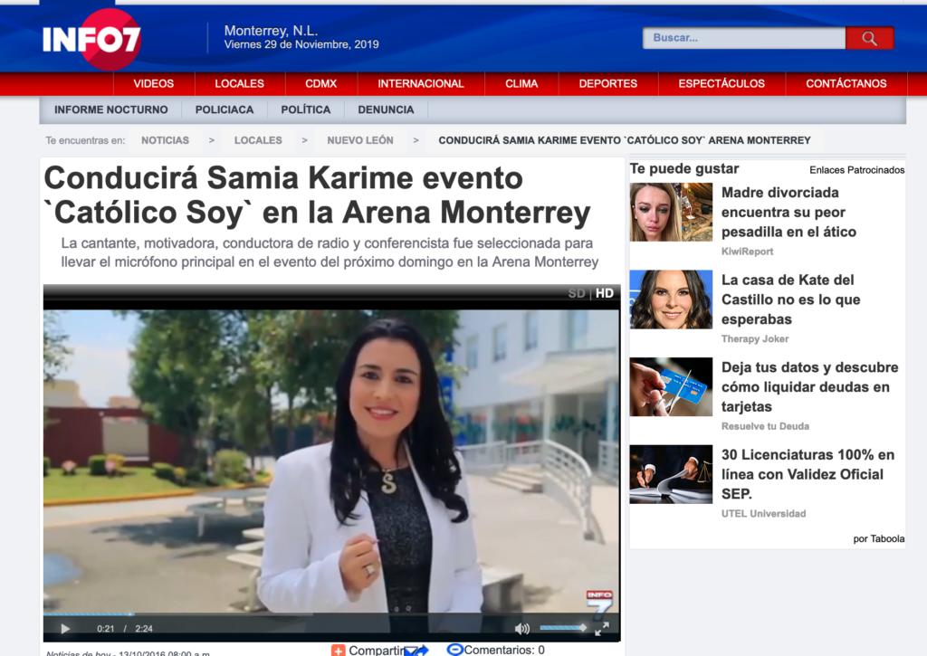 Samia Info7