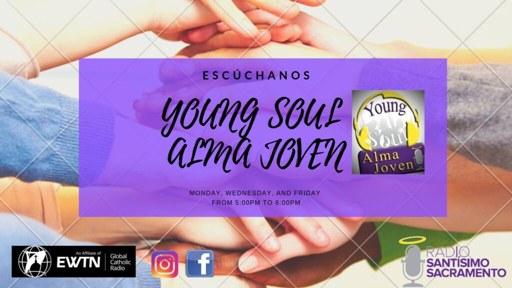 Juan Diego Network Interview on Young Soul Alma Joven EWTN