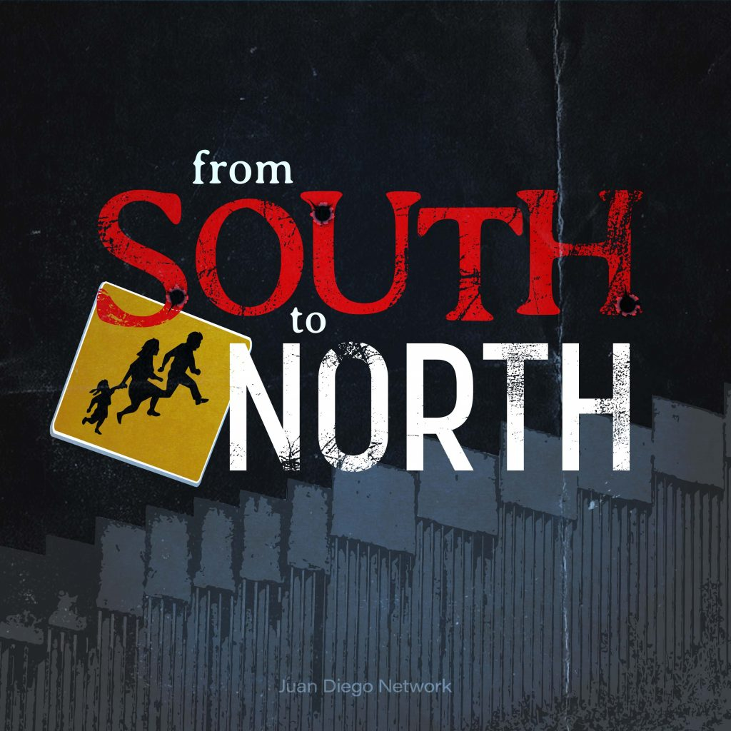 SOuth to north migration podcast juan diego network