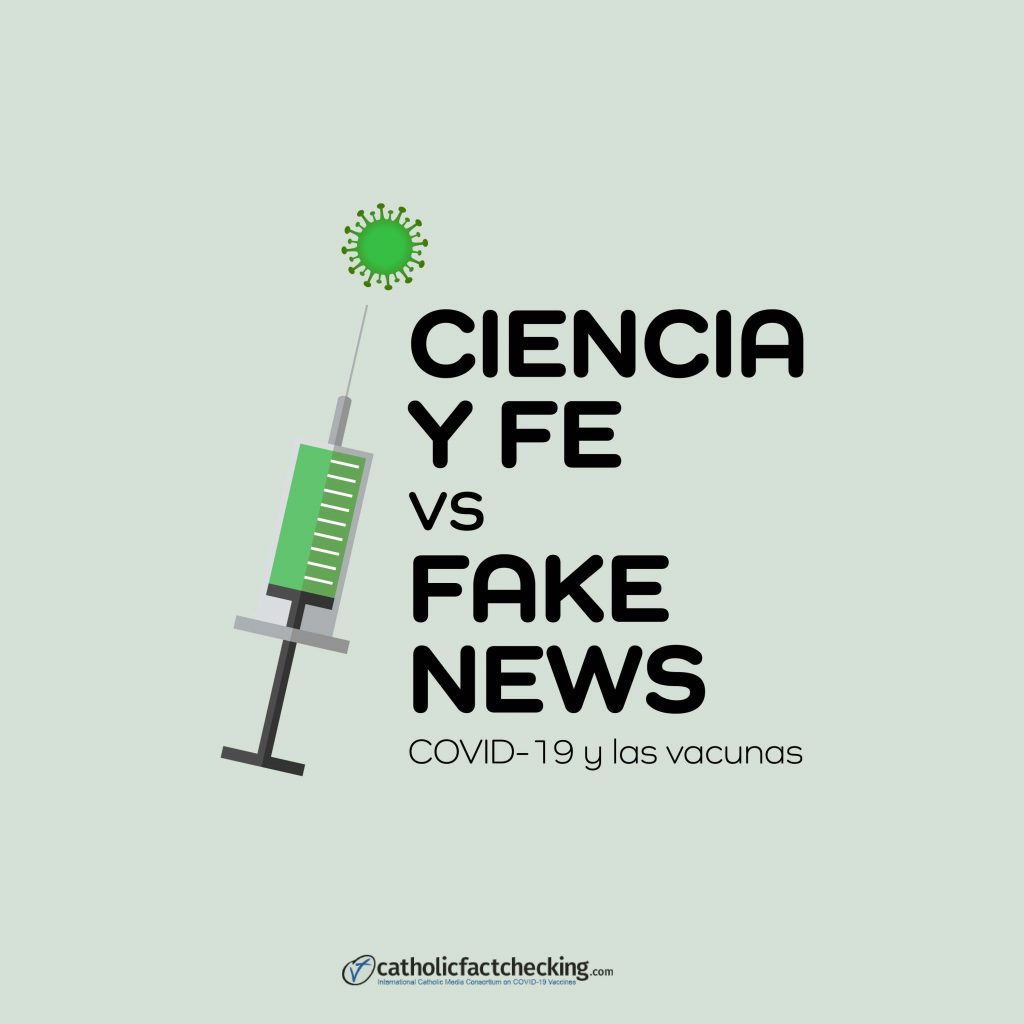 Ciencia y fe vs fakenews de coronavirus Juan diego network